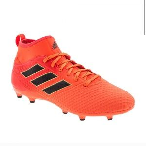 New Adidas Ace 17.3 Soccer Cleats Orange Size 5